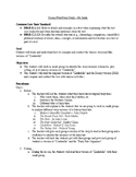 Disney Film/Story Study Lesson Plan