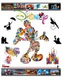 Disney Folder/Binder Cover