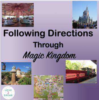 Disney - Following Directions Through Magic Kingdom with R