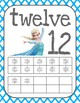 Disney Frozen Classroom Decor Numbers and Shapes