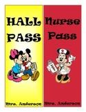 Disney Hall Passes