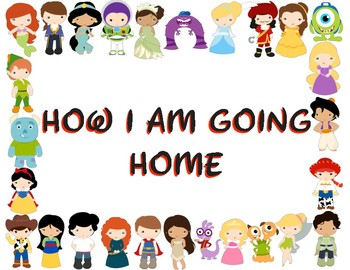 Disney How I go home chart