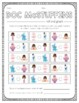 Disney Inspired Doc McStuffins Roll and Graph Activity and Data Sheets