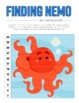 Disney Inspired Finding Nemo Skip Counting Puzzles - Numbers 2 to 12