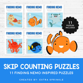 Finding Nemo Centers Worksheets Teaching Resources Tpt