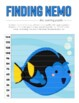 Disney Inspired Finding Nemo Skip Counting Puzzles - Numbe