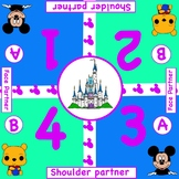 Disney Inspired Kagan Management Mats