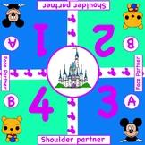 Disney Inspired Kagan Management Mats