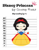 Disney Inspired Princess 2 to 12 Skip Counting Puzzles