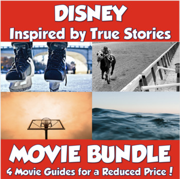 Disney Inspired by True Events Bundle