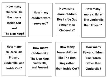 Disney Math Game