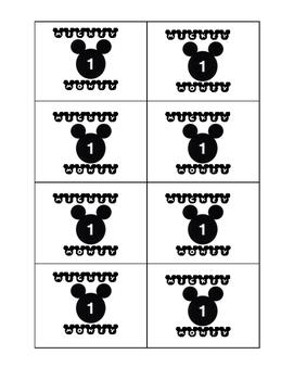Disney Mickey Money