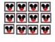 Disney Mickey Mouse Student Numbers