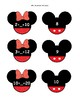 Disney Mickey and Minnie Addends Matching Center