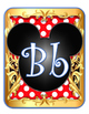 Disney Mickey themed Alphabet Line