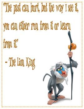 Disney Motivational Posters