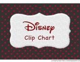 Disney Movie Clip Chart- Colorful!