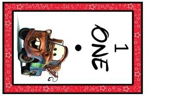 Disney Numbers Posters Disney Font