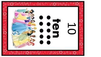 Disney Numbers Version 2