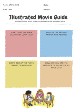 Disney Pixar's Coco Movie Guide Packet + Activities + Sub Plan + Best Value