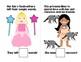 Disney Princess Adapted Book (Counting 1-10)