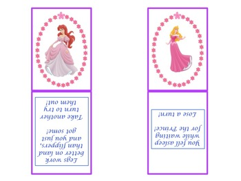 Disney Princess Board Game