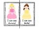 Disney Princess Mini-Book