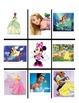 Disney Princess Tic Tac Toe