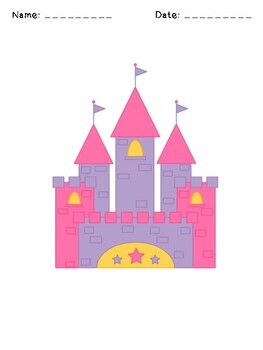 Disney Princesses Following Directions (Prepositions, Cardinal, Temporal)