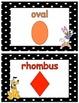 Disney Shape Cards