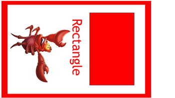 Disney Shape Posters Solid Border
