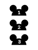 Disney Student Desk Numbers