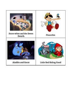 Disney Tales