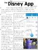 Disney Technology Articles Text & Question Set - FSA/PARCC-Style ELA Assessment