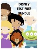 Disney Test Prep Entire 3rd Grade Reading, 9 weeks of Test Prep (GROWING BUNDLE)