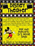 Disney Theater- An Elapsed Time Activity