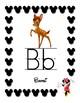 Disney Theme Alphabet