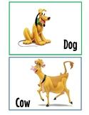 Disney Theme Animal Cards