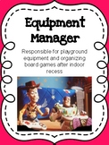 Disney Theme Classroom Jobs-Editable