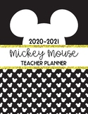 Editable Disney Teacher Planner