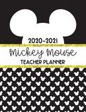 Editable Disney Teacher Planner 2019-2020