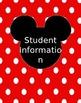 Disney Themed Binder Covers