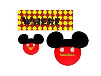 Disney Themed Bucket Filler