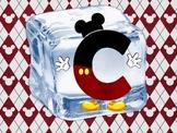 Disney Themed C.U.B.E. Math Problem Solving Strategy