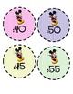 Disney Themed Clock Cutouts