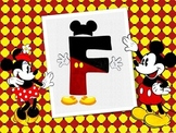 Disney Themed F. R. I. E. N. D. S. Reading Comprehension Strategy