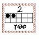 Disney Themed Numbered Ten Frames 1 - 20