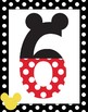 Disney Themed Numbers Posters 0-9