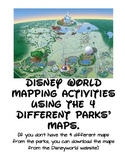Disney World Mapping Activities