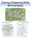 Disney World Mapping Skills